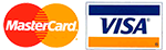 Płatność kartą Visa i Mastercard